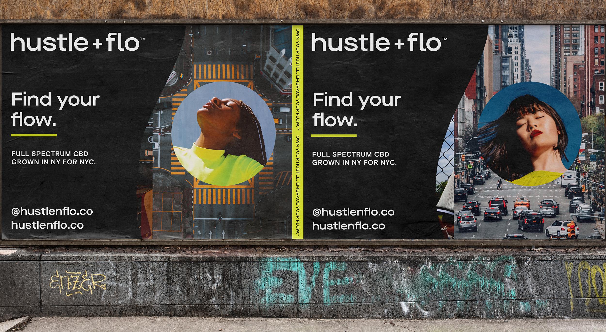 hustle + flo