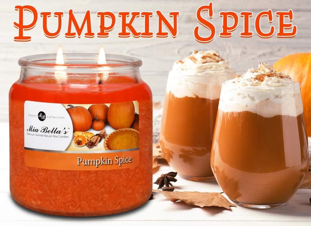 Mia Bella Pumpkin spice