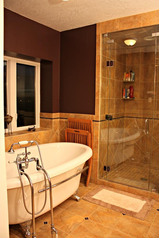 Bathroom Remodel - Anderson Hammack Construction