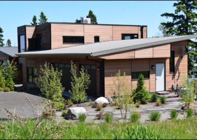 Nordic Zen Exterior Home Builders Duluth MN