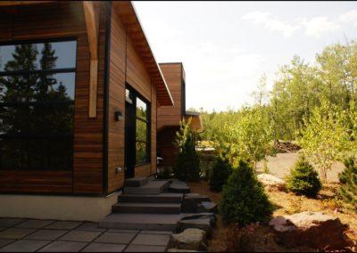 Nordic Zen Landscape Anderson Hammack Innovation Construction