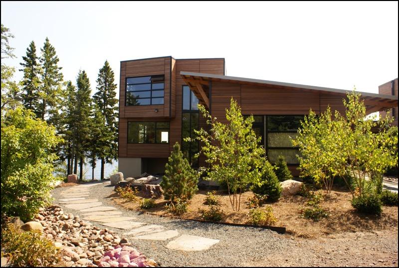 Nordic Zen Landscaping Anderson Hammack Construction