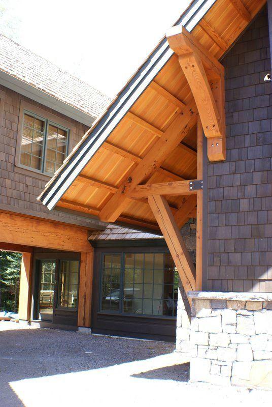Rustic Craftsman Roof Luxury Builders Duluth MN