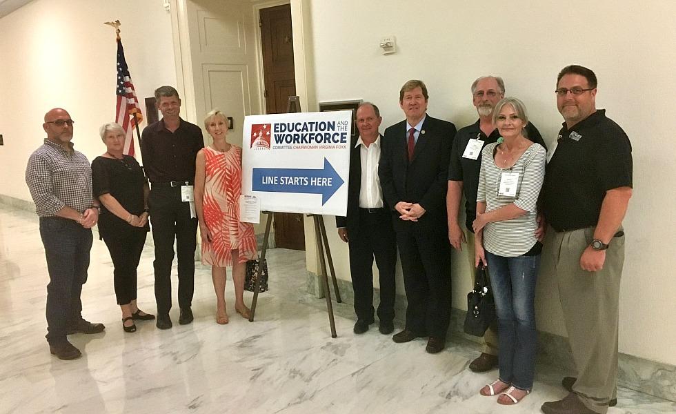 Home Builders Meet With Congress