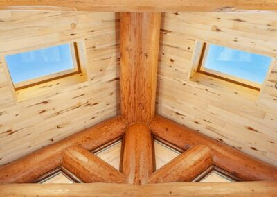 Log Cabin Skylights