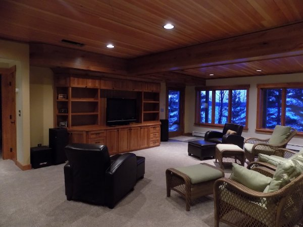Basement Renovation With Great Room
