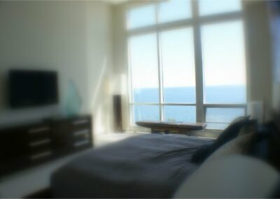 Bedroom Renovation With Windows