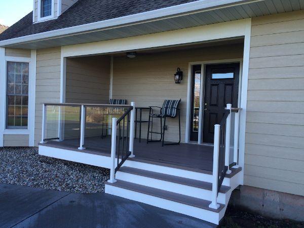Clear Deck Panels