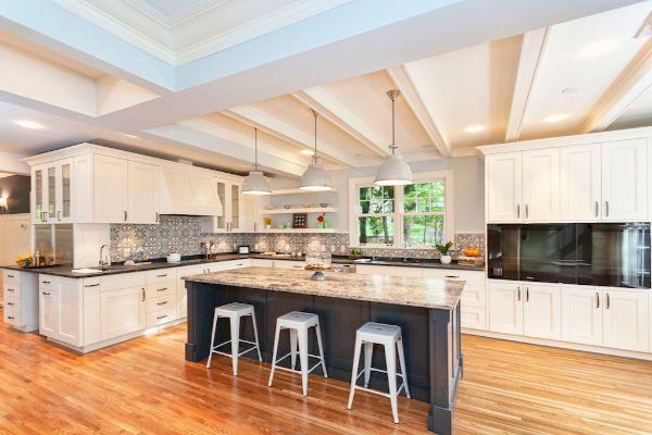 Custom Kitchen Remodel Open Floorplan