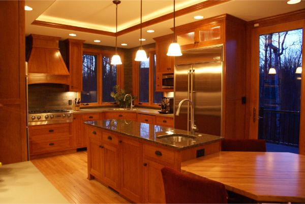 Kitchen Remodel Lighting Recessed Pendant And Task