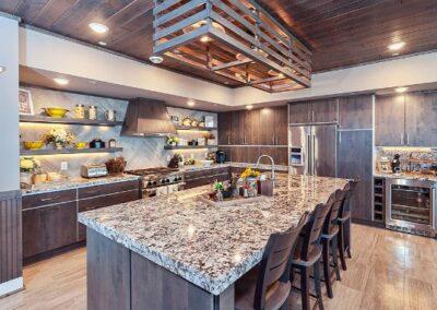 Lake Superior Condo Kitchen Upgrade
