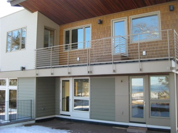 New Balcony Deck
