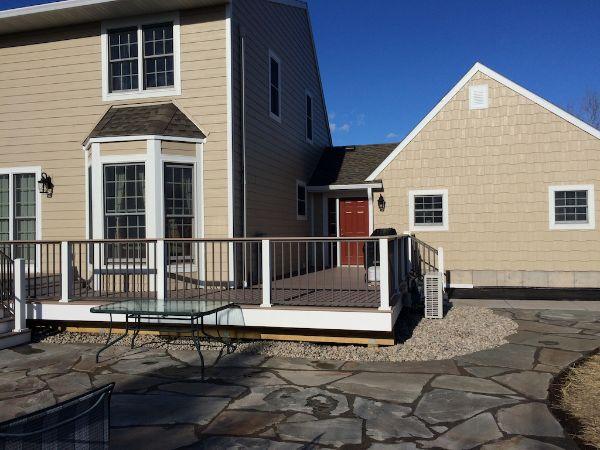 New Composite Deck Construction
