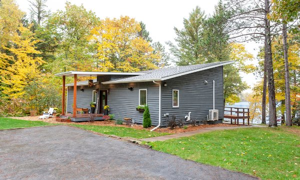 New Exterior Siding And Upgrades