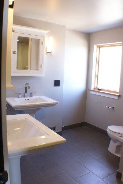 Rental Bathroom Renovation