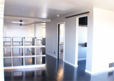 Second Floor Rental Renovation With Modern Design