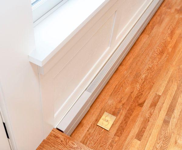 Wall Woodwork Details