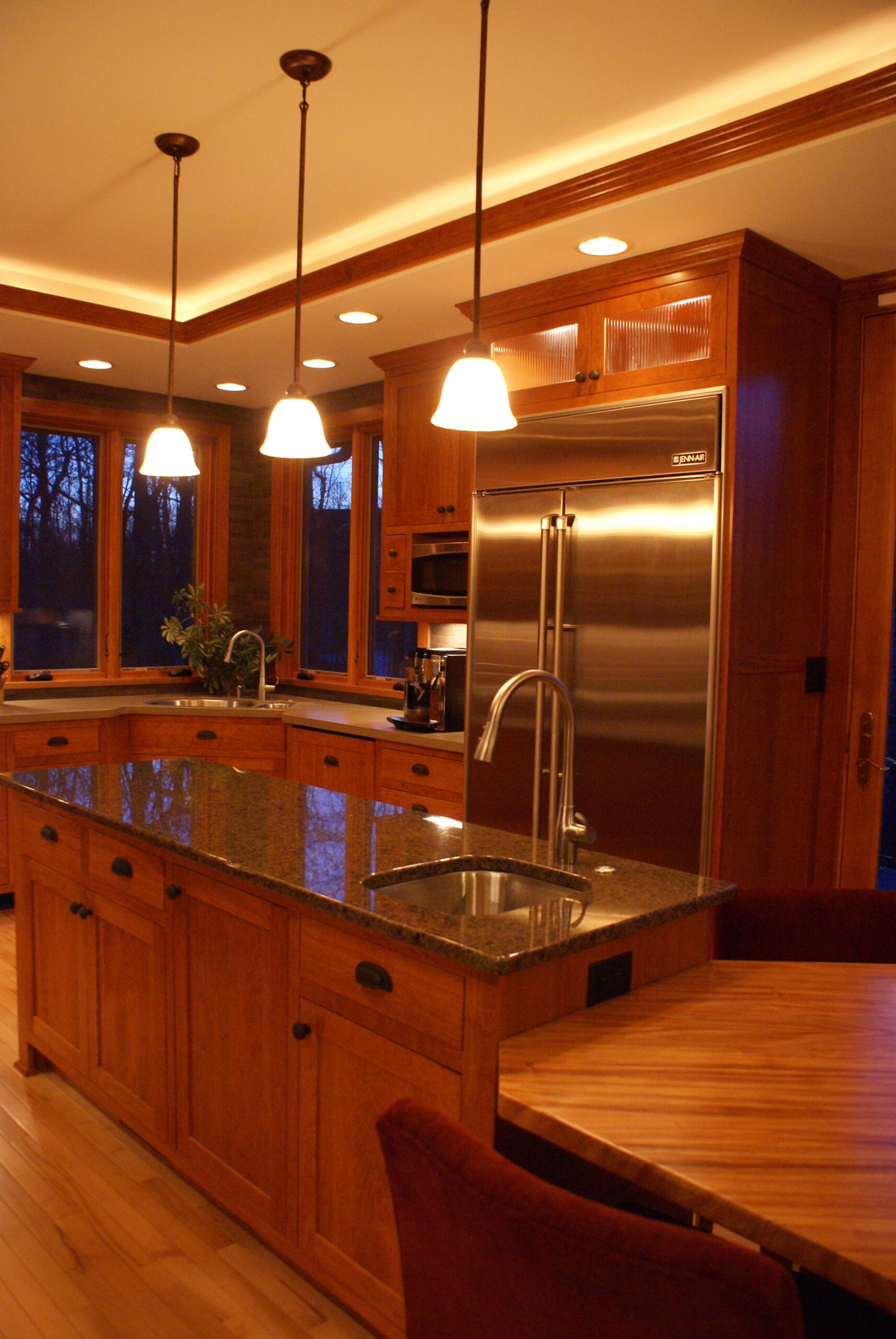 Craftsmen Kitchen Remodel