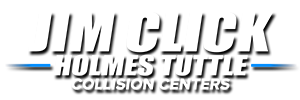 Jim Click and Holmes Tuttle Collision Centers Logo