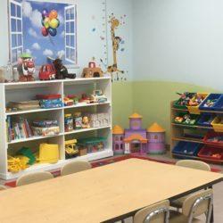 childcare classroom