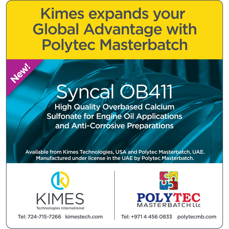 Kimes Polytec Masterbatch Overbasing Plant Ad