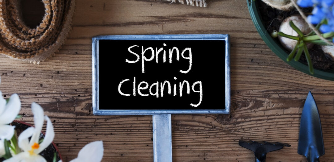 Spring Cleaning Anyone?
