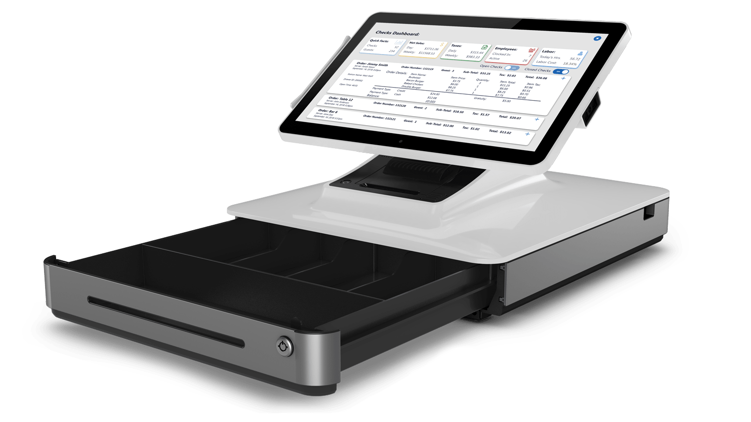Pointos hardware - all-in-one
