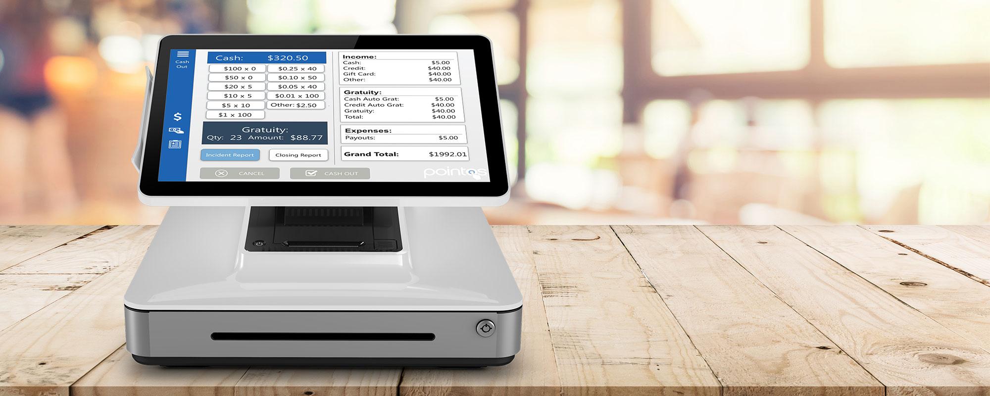 PointOS-Cash Out feature image