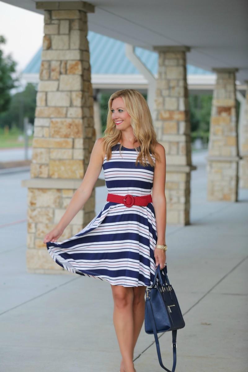 Fourth of July Dress