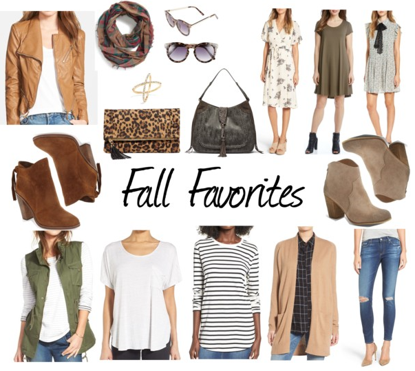 Fall Transitional Favorites