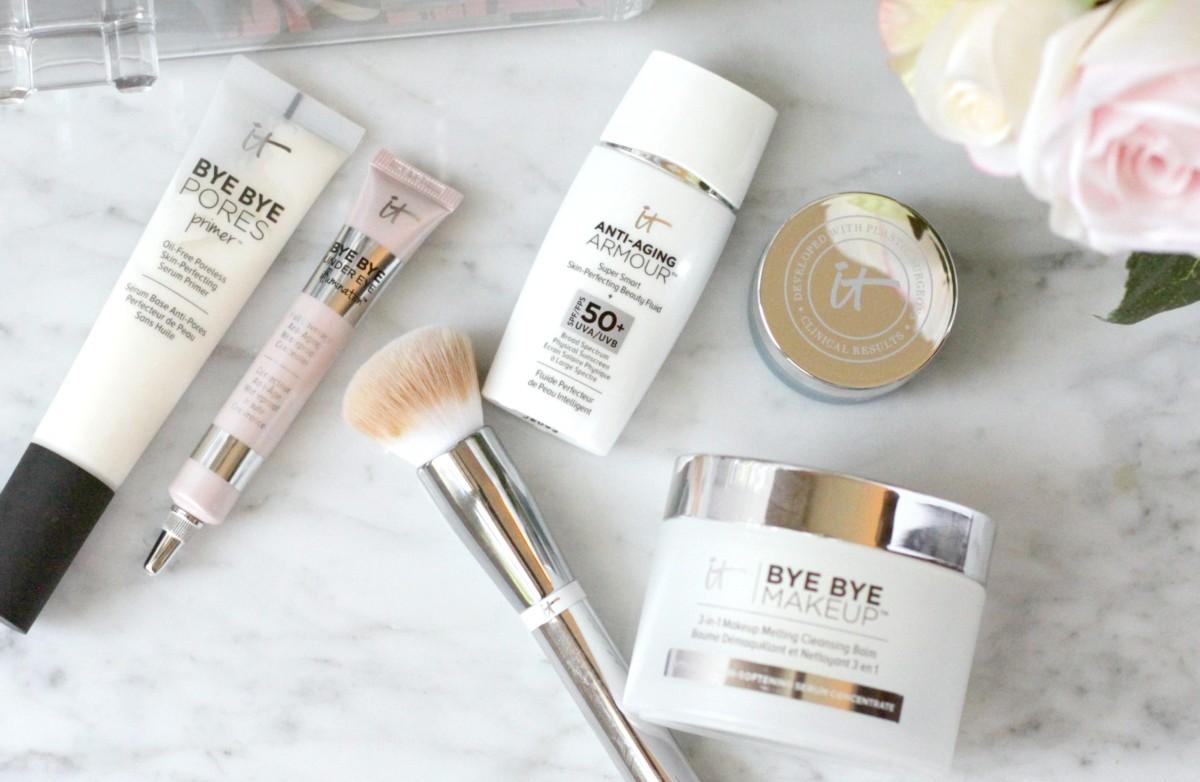 anti-aging skincare routine