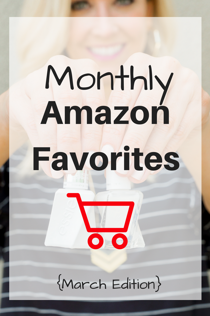 Favorite Amazon Finds For March by popular Houston blogger Haute & Humid