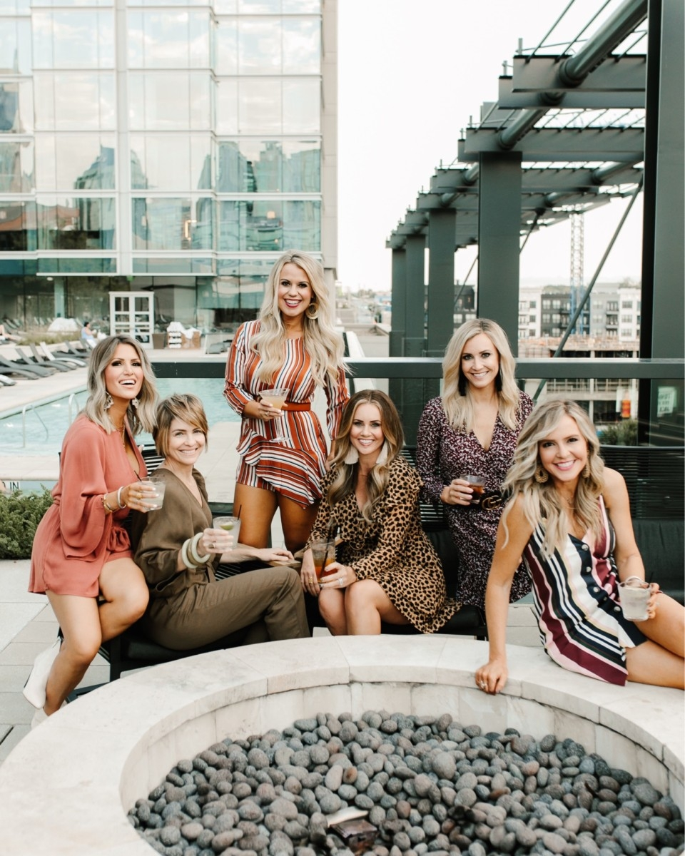 Girls Weekend in Nashville featured by top Houston travel blog Haute & Humid