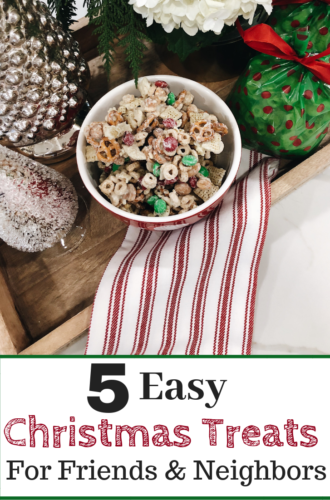 5 Easy Christmas Treats For Friends And Neighbors