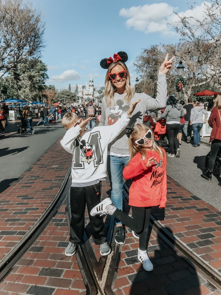 Disneyland Family Vacation featured by top US lifestyle blog Haute & Humid
