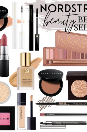 Testing Nordstrom Beauty Best Sellers
