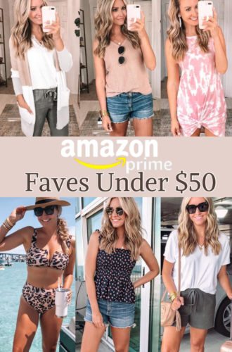 August Amazon Faves Under $50