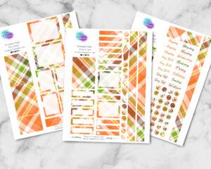 theme sticker kits