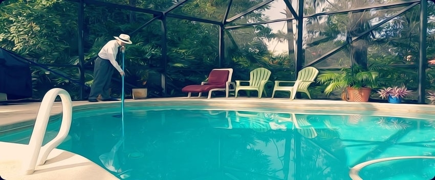 Maintenance of Swimming Pool DIY