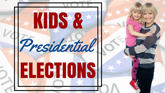 It's important to involve kids in the election process - why do candidates make it so difficult?