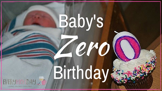 A fun celebration and tradition for welcoming a new baby with older siblings! EveryMomDay.com