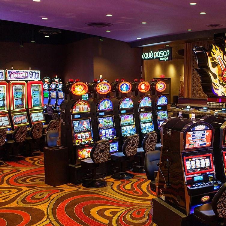 Texas Slot Machines