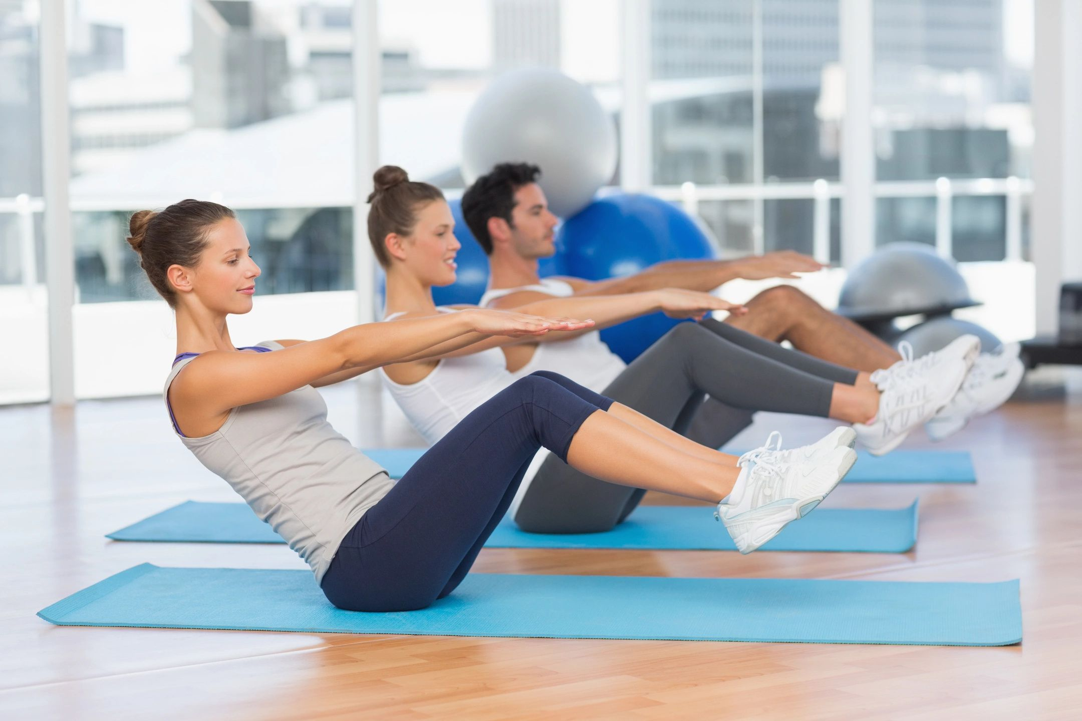 Partnered Strength Training