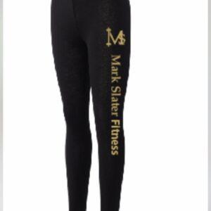 Yoga Pants Large Logo