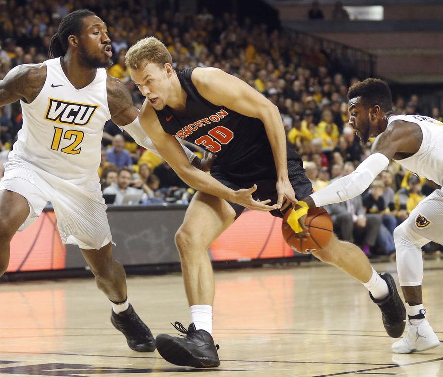 VCU vs Princeton