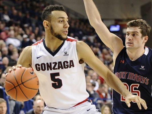 Gonzaga guard Nigel Williams-Goss