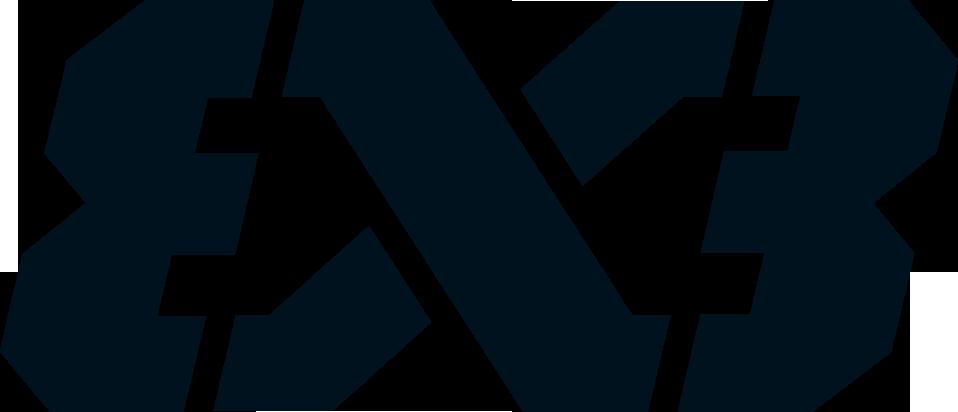 FIBA 3x3 logo