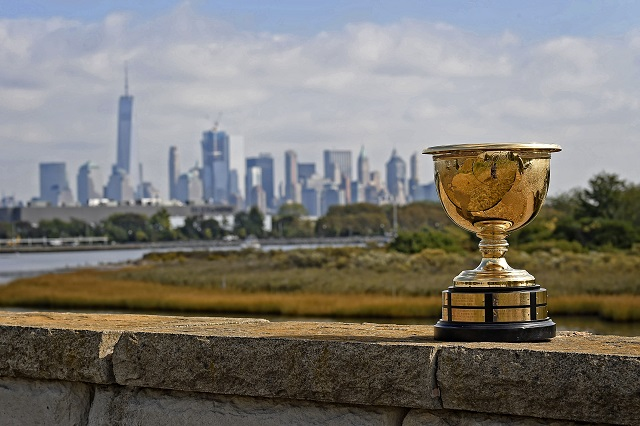 President Cup Trophy