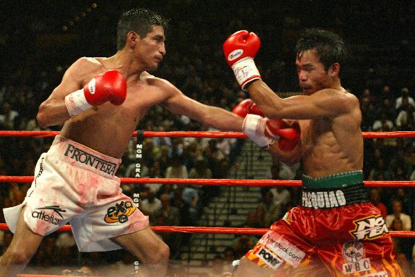 Morales vs Pacquiao I