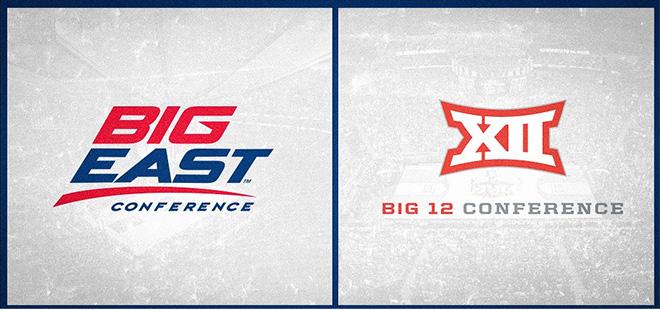 Big East-Big XII logo
